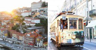 Porto & Lisbon