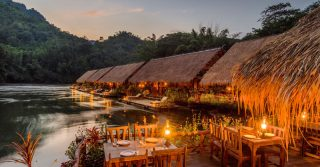 River Kwai Jungle Rafts, Thailand