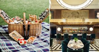 Posh Picnics: 15 Places Whacking Out The Wicker