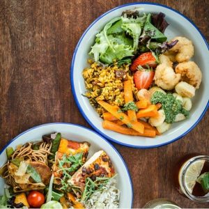 Veggies, Listen Up! There's A New Bottomless Brunch In Town