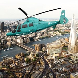 Now They've Launched A Restaurant In A Helicopter