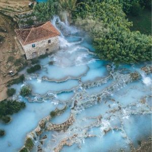 10 Of The Dreamiest Hot Springs Around The World
