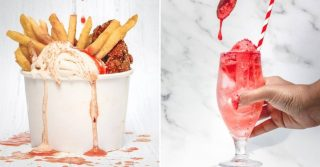 Have You Ever Fancied Ice Cream Topped With Hot Sauce?