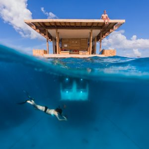 Oh Buoy! 10 Of The World's Best Floating Hotels