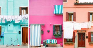 Burano, Nothern Italy