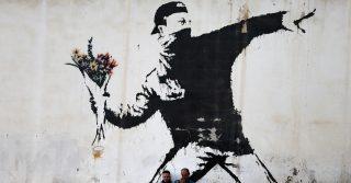 Banksy Art Pop-Up Gallery