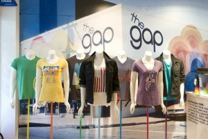 Gap 50th Anniversary Pop-Up Shop