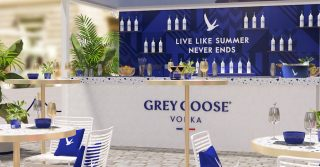 Head To Grey Goose's 'Live Like Summer Never Ends' Terrace