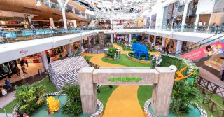 Jungle Adventure at Westfield