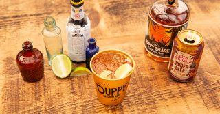 The Duppy Share Carnival Punch