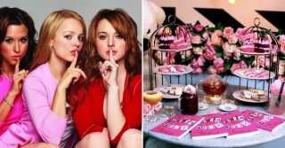 It's So Fetch: The Mean Girls Afternoon Tea