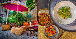 Cinnamon Kitchen's Tantalising Tropical Terrace Is Totally Terrific