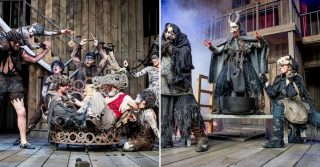 Europe's First Ever Pop-Up Shakespearean Theatre Arrives