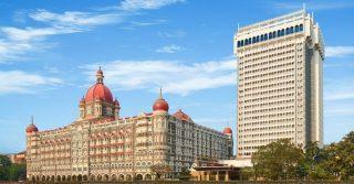 The Taj Mahal Palace Hotel, Bombay