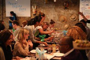 Conflict Café Arrives For International Peace Day