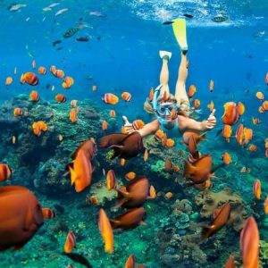 8 Of The World's Best Snorkelling Spots