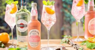 Fentimans Secret Spritz Garden