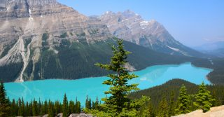 The Icefields Parkway, Canada