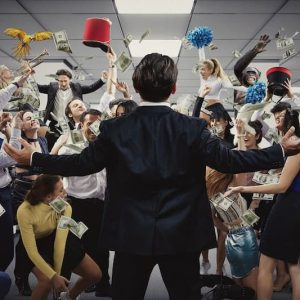 Cocaine Not Included: The Wolf Of Wall Street Immersive Experience Coming To London
