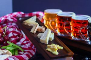 Beer And Cheese Pairing At The Chesterfield Mayfair