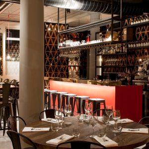 Enoteca Rosso Is Kensington's Very Own Wine Tardis…