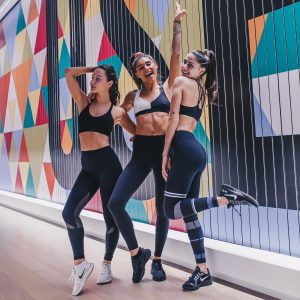Yoga With A Twist: Equinox's Awesome Yoga Session At The Design Museum
