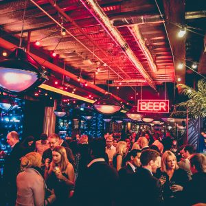 There's No, Ho, Ho, Time Like The Present To Book Your Street Feast Party