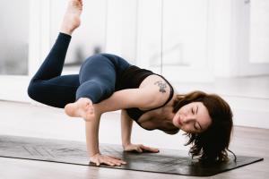 Deaf-Friendly Yoga