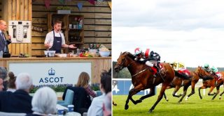 Festival of Food & Wine Racing Weekend