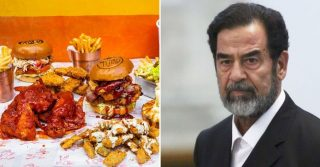 Saddam Hussein - Absurd Bird, Soho