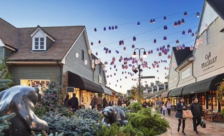 "Image result for Bicester Outlet Shopping Village Bit Of"""