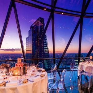 The Gherkin Proves It Still Has A Whole Load Of Sex Appeal…