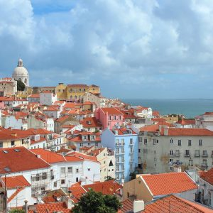 Lisbon, A City Awash With Colour