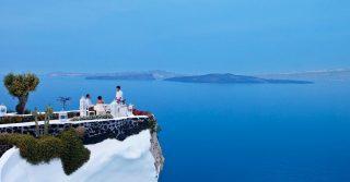 Lycabettus, Santorini, Greece