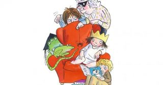 The Telegraph Bath Children's Literature Festival
