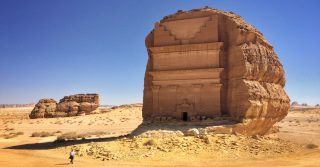 Discover The Lost City of Mada'in Saleh