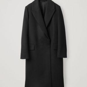 COS Classic Long Wool Coat