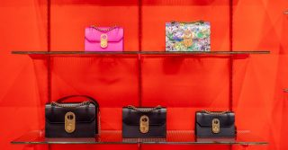 Christian Louboutin: Burlington Arcade Festive Pop-Up