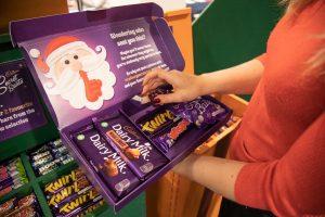 Cadbury's Secret Santa Workshop