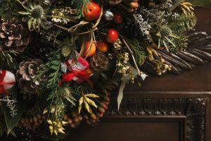 Hotel Café Royal Christmas Wreath Workshop December