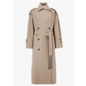 Modern Rarity Belted Trench