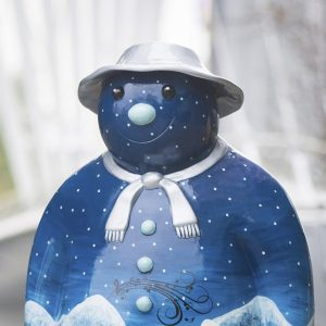Follow The Snowman Trail Around London This Christmas