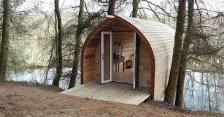 The Yorkshire Tree Cabin