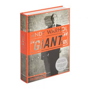 "Andy Warhol ""Giant"" Size Book"