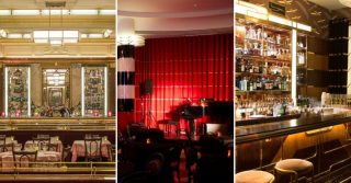 Bar Américain and The Crazy Coqs, Brasserie Zédel