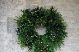 Daylesford Christmas Wreath Making Workshop
