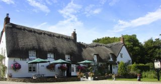 The Nut Tree Inn, Oxfordshire - £150