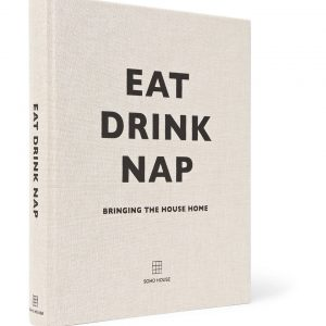 Eat Drink Nap Book