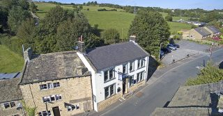 The White Swan at Fence, Lancashire - £110