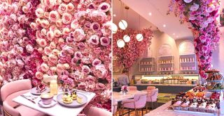 8. 11 Seriously Floral Restaurants